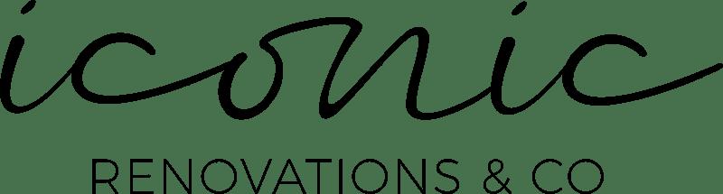 Iconic Renovations & Co Logo
